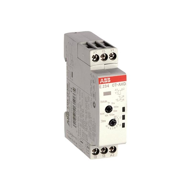 Ηλεκτρονικό Χρονικό Ράγας με λειτουργία delay off ABB  9521e162cdc