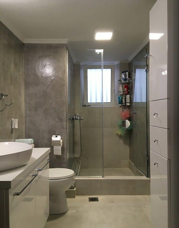 Ανακαίνιση Μπάνιου Στο Κάτω Χαλάνδρι