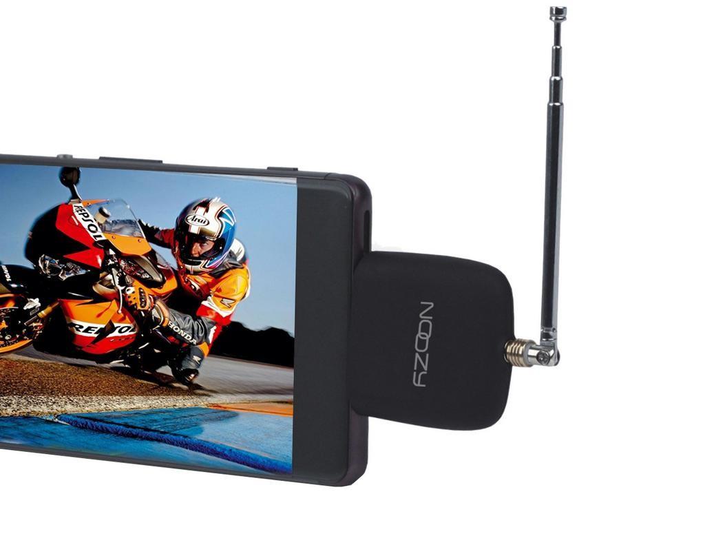 Digital TV Tuner Noozy U2 DVB-T2 με Micro USB για Κινητά   Tablet με ... abfe1432137