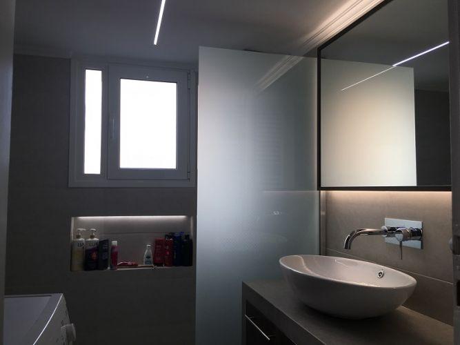 Ολική Ανακαίνιση Μπάνιου Στο Χαλάνδρι